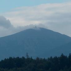 zdjęcie główne dla artykułu Śnieżka na horyzoncie