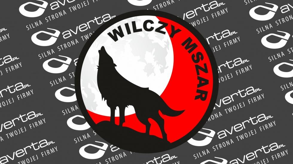 inne - podląg dla Wilczy Mszar - projekt logo nr 1