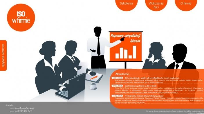 zrzut ekranu nr 1 dla realizacji ISO-W-FIRMIE