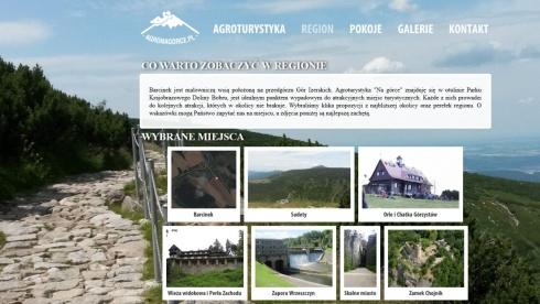zrzut ekranu nr 2 dla realizacji Agroturystyka w Barcinku. Najlepsze miejsce na nocleg w Sudetach